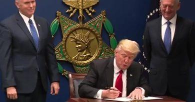 Trump lahkub Iisraelist ilma mainimata Palestiina riiki, asundusi ega saatkonda