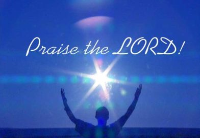 Praise the Lord all the time