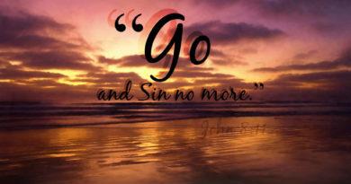Mine ja ära tee enam pattu