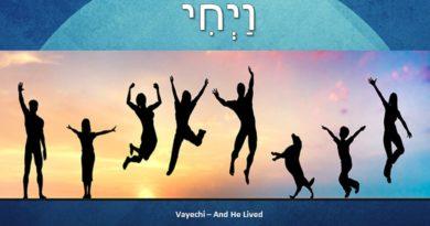 Vayechi: Jumal pööras selle heaks