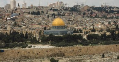 Jeruusalemma Päev – Yom Yerushalaim