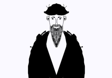 The rabbi saves his people