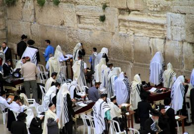 Thousands to pray at Western Wall for end to COVID-19 epidemic